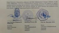 SMK Muhammadiyah Tumijajar Jalin Kerja Sama Dengan Universitas Malaysia dan Thailand