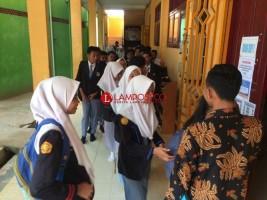 SMK Pangudi Luhur Seputih Mataram Siapkan 4 Server Untuk UNBK