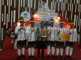 SMKN 1 Buay Bahuga Way Kanan Raih Juara 3 Nasional  FLS2N