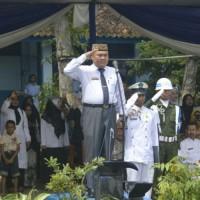 SMKN 6 Bandar Lampung Lantik Taruna Taruni