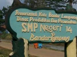 SMPN 14 Bandar Lampung Siap Layani Pendaftar Biling