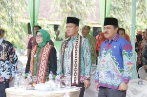 SMPN 2 Adiluwih Wakili Pringsewu Lomba Sekolah Sehat Tingkat Provinsi