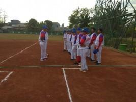 Sofbol Putra Lampung Hajar Riau 12-2