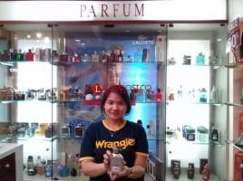 Sogo Kenalkan Parfum Hugo Boss Wanita