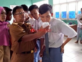 Sosialisasi Bahaya Merokok di Kalangan Pelajar