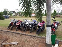 Spesialis Curat dan Penadah Barang Curian Motor Lintas Kabupaten Digulung Polisi