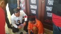 Spesialis Jambret dengan Korban Yang Baru Tarik Uang dari ATM Ini di Dor Polisi