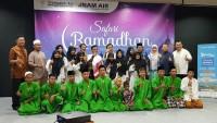 Sriwijaya Air Gelar Safari Ramadan dan Santunan Anak Yatim