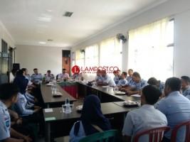 Staf Ahli Menkumham Kunjungi Lapas Kotabumi