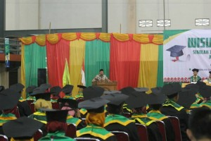 STIT Lambar Wisuda 60 Mahasiswa
