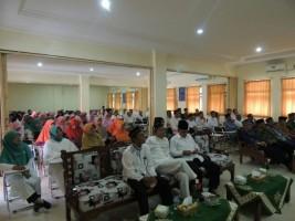 STKIP Muhammadiyah Pringsewu Gelar Silaturahmi Fitri