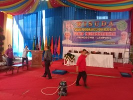 STKIP Muhammadiyah Pringsewu Jadwalkan Wisuda Besok
