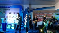 Suara Emas Arinal Sumbangkan Rp175 Juta untuk Sulawesi Tengah