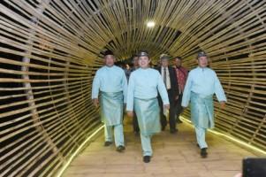 Sukses Gelar MTQ Provinsi Lampung,Tubaba Siapkan Festival Bambu Internasional