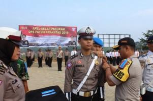 Sukseskan Operasi Patuh, Kapolres Pesawaran Minta Warga Tertib Berlalu Lintas