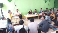 Supriyadi Alfian Mantapkan Relawan Akar Rumput