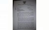 Surat Izin Pemecatan PNS Pemkab Lamsel ke Mendagri Mandek di Pemprov Lampung