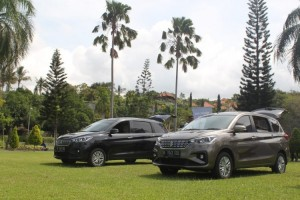 Suzuki Akan Ekspor All New Ertiga