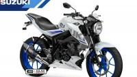 Suzuki Bandit Segera Meluncur di Indonesia