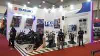 Suzuki Bawa Line-up Sepeda Motor Terbaiknya di GIIAS 2019