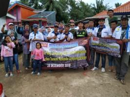 Suzuki-ErCI Peduli Tsunami Lampung-Banten