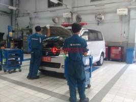 Suzuki Fasilitas Servis Gratis 273 APV Ambulans