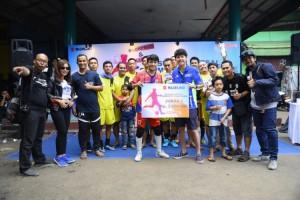 Suzuki Futsal Community Challenge 2018 Berlangsung Meriah