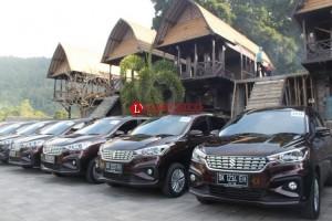 Suzuki Gelar All New Ertiga Media Test Drive di Bali