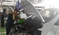Suzuki Gelar Free Service Check Up Campaign di Lombok
