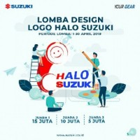 Suzuki Gelar Lomba Desain Logo Call Center