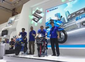 Suzuki Hadirkan GSX-R150 ABS