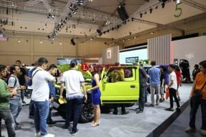 Suzuki Hadirkan Promo dan Cicilan Menarik di GIIAS 2019