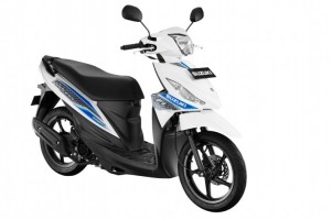 Suzuki Hadirkan Warna Baru Address FI