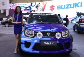 Suzuki Ignis Rally Concept Tampil Memukau