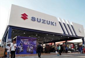Suzuki Ikut Partisipasi di Jakarta Fair 2019