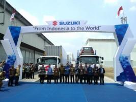 Suzuki Indonesia Mulai Ekspor All New Ertiga dan Nex II