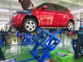 Suzuki Kembali Buka Layanan Bengkel Siaga