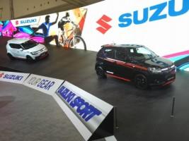 Suzuki Luncurkan Konsep Sport di GIIAS 2018