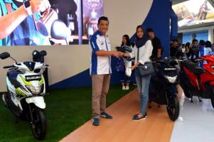 Suzuki Nex II Resmi Diluncurkan