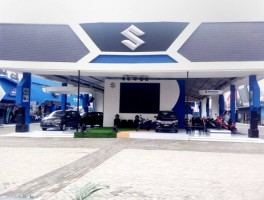 Suzuki Ramaikan Jakarta Fair Kemayoran 2018