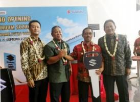 Suzuki Resmikan Diler 3S di Cirebon