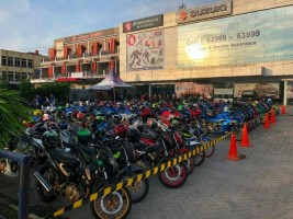 Suzuki Saturday NightRide Hadir di Pekanbaru