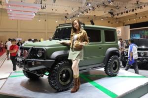 Suzuki Tampilkan 3 Unit Konsep di GIIAS 2019