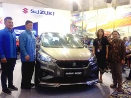 Suzuki Targetkan Jual 350 unit di GIIAS Surabaya