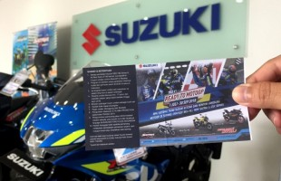 Suzuki Umumkan Pemenang Program Ready to MotoGP 2018