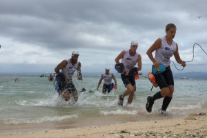 Swimrun Digelar Pertama di Bali