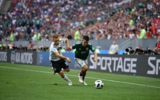 Swiss Imbangi Brasil, Meksiko Kandaskan Jerman