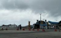 Syahbandar Bakauheni Ingatkan Cuaca Ekstrem, Pelayanan Kapal Feri Normal