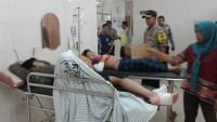 Tabrakan Maut di Lintas Timur Purbolinggo, Tiga Tewas Empat Luka-luka