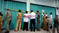 Tak Bayar HGB, 5 Ruko Dieksekusi Pemkot dan PN Tanjungkarang